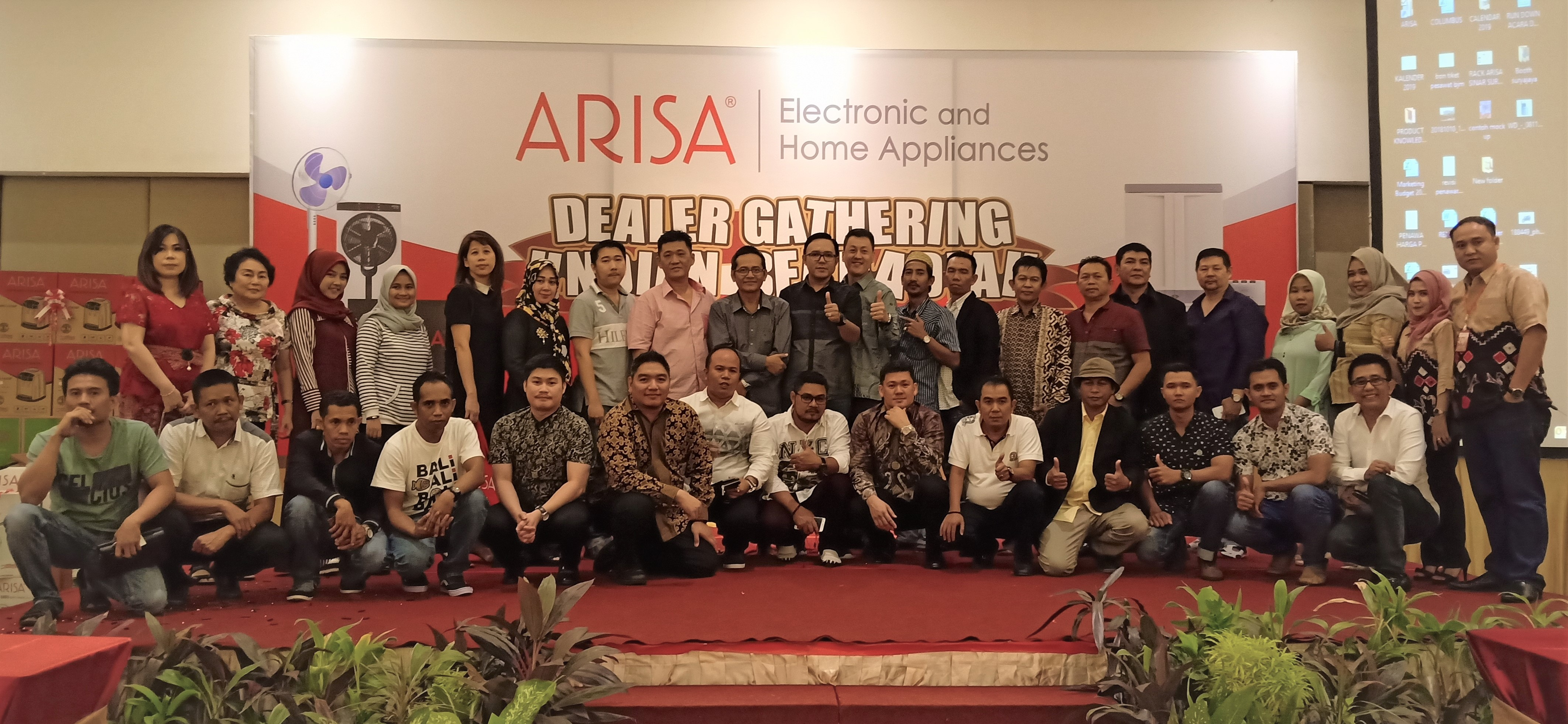 ARISA - DEALER GATHERING 2018